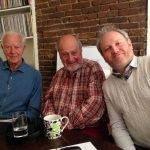 With Philip Savile And Michael Imison for The Machine Stops.