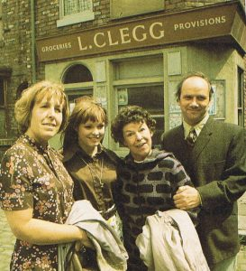 Coronation Street's Hopkins family.