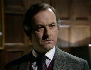 Kenneth Gilbert as Richard Dunbar in The Seeds Of Doom.