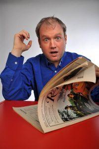 Toby Hadoke 2010