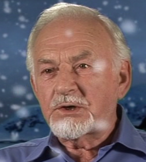 Kenneth Gilbert recalling The Seeds Of Doom for the BBC DVD release.